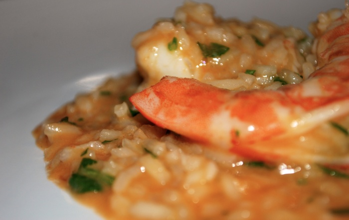 Prawn Rice/Arroz de Camarão